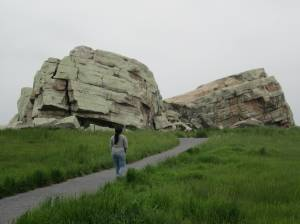 Big Rock, Okotoks, Alberta