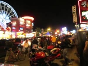 Crowded Niagara